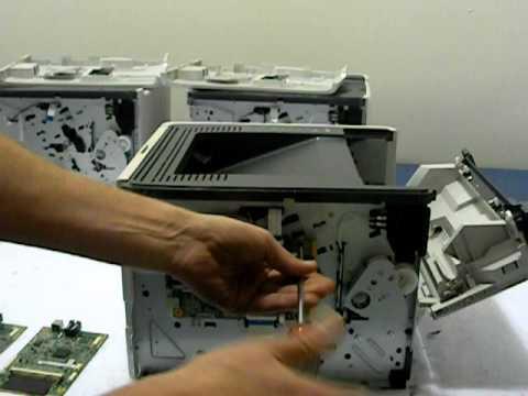 assistenza stampanti hp roma